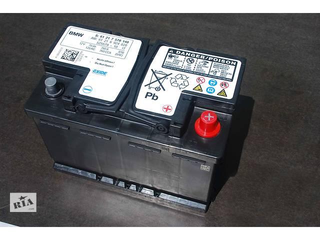 Аккумулятор для легкового авто GMC- объявление о продаже  в Рівному