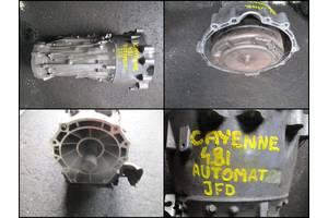 б/у КПП Porsche Cayenne