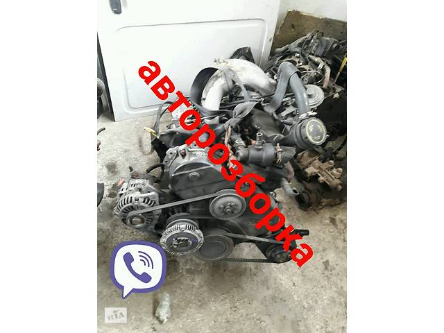 бу форд Транзит двигун мотор 2.5 краб на ГАЗельку комплект в Тлумаче