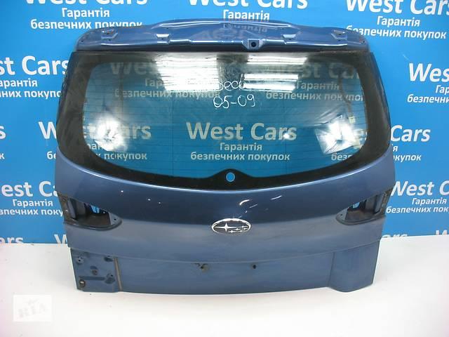 продам Б/У 2005 - 2008 Tribeca Кришка багажника на Субару Трибека В9. Вперед за покупками! бу в Луцьку