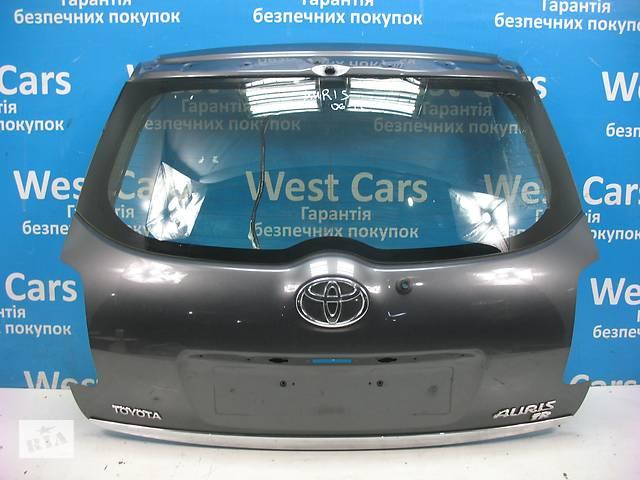 купить бу Б/У 2006 - 2009 Auris Кришка багажника. Вперед за покупками! в Луцьку