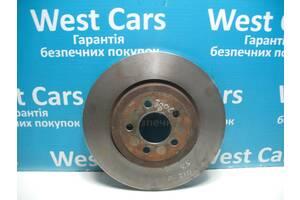 Б/У Тормозной диск передний проточеный (d - 345мм. s - 27.0мм) Charger 2004 - 2010 04779196AB. Вперед за покупками!