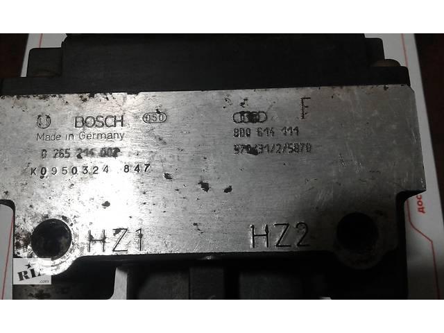 купить бу Б/у абс и датчики для Audi A4 в Лубнах