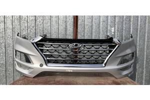 Б/у Бампер передний Hyundai Tucson 2008-2019р