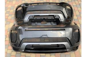 б/в бампери передні Land Rover Range Rover Evoque