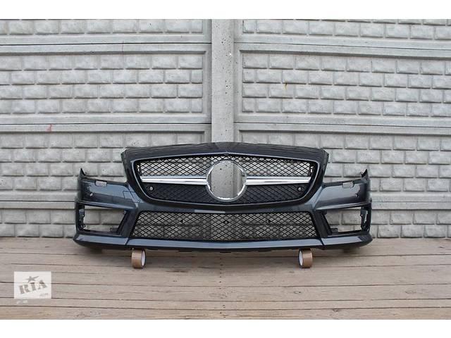 бу Б/у бампер передний для Mercedes SLK-Class W172 6.3 6.5 AMG 11-12 в Самборе