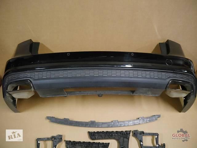 продам Б/у Бампер задній Audi A6 2000-2019р бу в Львове