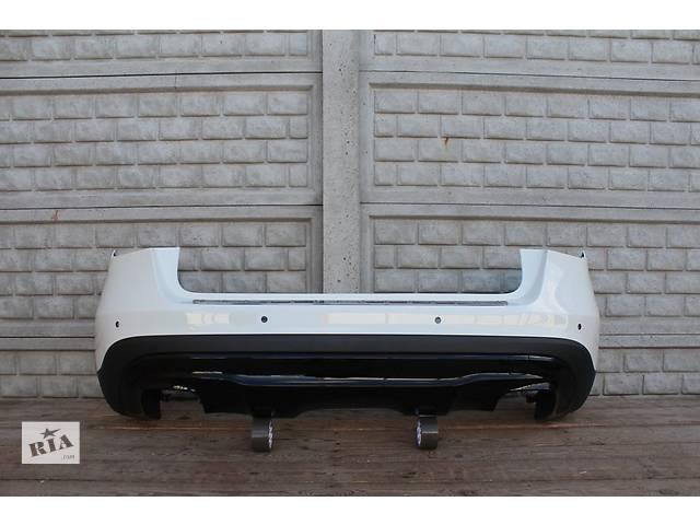 купить бу Б/у бампер задний для Mercedes GLA-Class W156 13-16 в Самборе