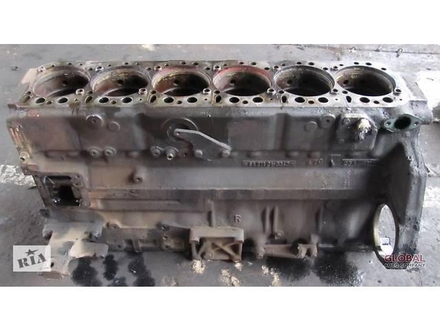 продам Б/у Блок двигуна MAN MAN MAN TGA blok silnika z wałem korb. D2866 360 410 2000-2018р бу в Львове