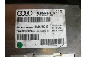 б/у Блоки управления Audi A8