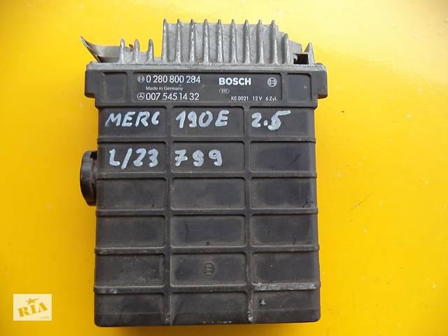 купить бу Б/у блок управления двигателем для Mercedes 124 (2,6)(84-95) в Луцке