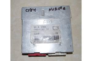 б/у Блоки управления двигателем Daewoo Nubira