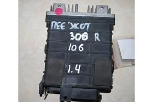 б/у Блоки управления двигателем Peugeot 205