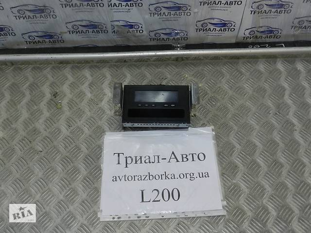 Б/у бортовой компьютер для Mitsubishi L 200- объявление о продаже  в Киеве