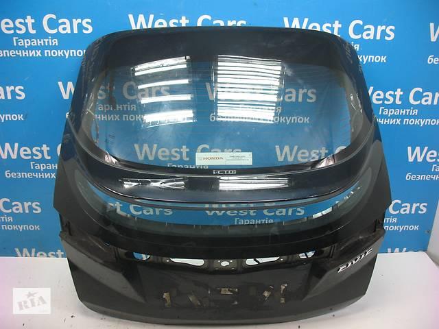 Б/У 2005 - 2011 Civic Кришка багажника на хетчбек чорна. Вперед за покупками!- объявление о продаже  в Луцьку