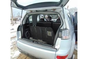 б/у Днища багажника Mitsubishi Outlander XL