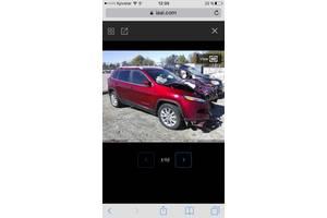 б/у Двери передние Jeep Cherokee