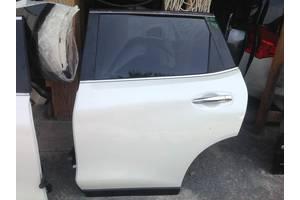 б/в двері задні Nissan X-Trail