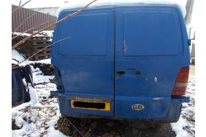 б/у Двери задние Mercedes Vito груз.