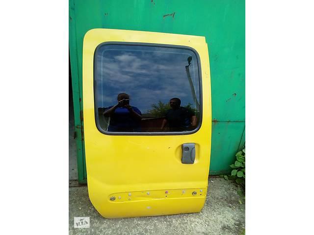 купить бу Б/у двері бокові зсувні для Renault Kangoo в Івано-Франківську