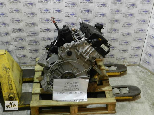 Б/у двигатель для BMW F10- объявление о продаже  в Киеве