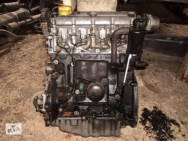 продам Б/у двигатель для Renault Megane 1.9 D, F8T бу в Шацке