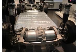 двигатель tesla model s
