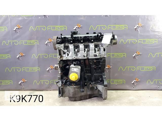 продам Б/у двигатель K9K770, 1.5 dCi, Euro 5 для Dacia Sandero бу в Ковеле