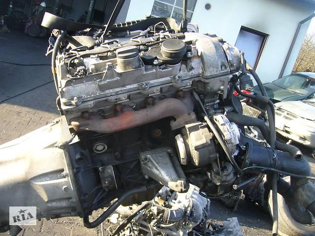 Двигатель, Мотор для Mersedes W211, Мерседес E class 2.2- объявление о продаже  в Ужгороде