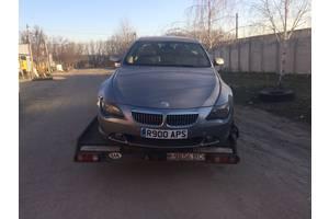 б/у Двигатели BMW 645