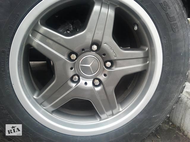 продам Диски оригинальные AMG для Mercedes бу в Харькове