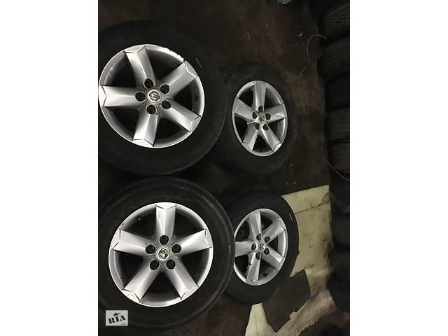 Б/у диск с шиной 16 R  для Nissan Qashqai- объявление о продаже  в Одессе