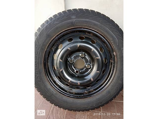 купить бу Б/у диск с шиной для Chevrolet Aveo в Черкасах