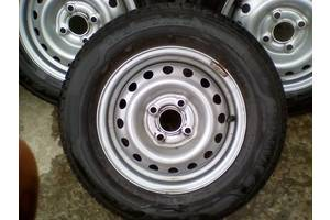 б/у диски с шинами Daewoo Lanos
