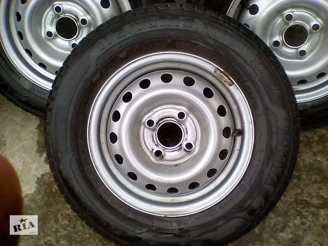 продам Б/у диск з шиною для Daewoo Lanos бу в Дніпрі (Дніпропетровськ)