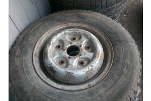 б/у диски с шинами Ford Transit