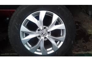 Б/у диск с шиной для Honda CR-V 2012