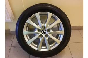 б/у диски с шинами Mazda