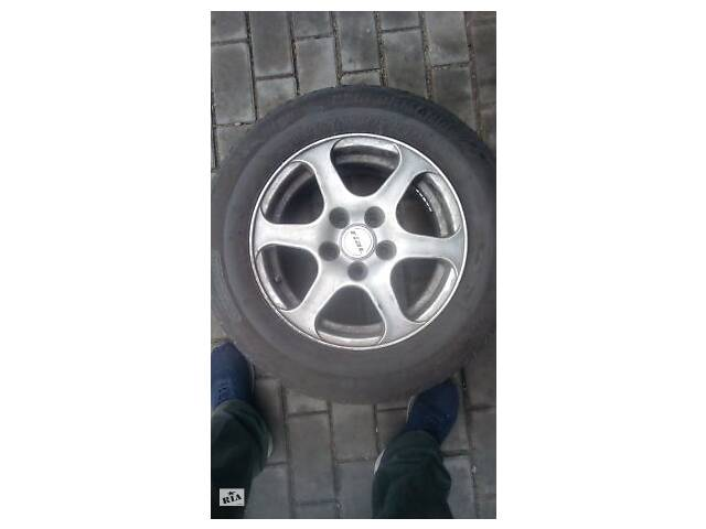 Б/у диск с шиной для Opel Omega- объявление о продаже  в Тараще