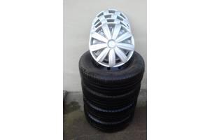 б/у диски с шинами Renault Sandero