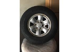 б/у диски с шинами Toyota Fortuner