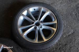 б/у диски с шинами Volkswagen CC