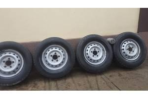 б/у диски с шинами Volkswagen LT