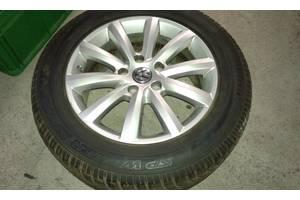 б/у диски с шинами Volkswagen Touareg