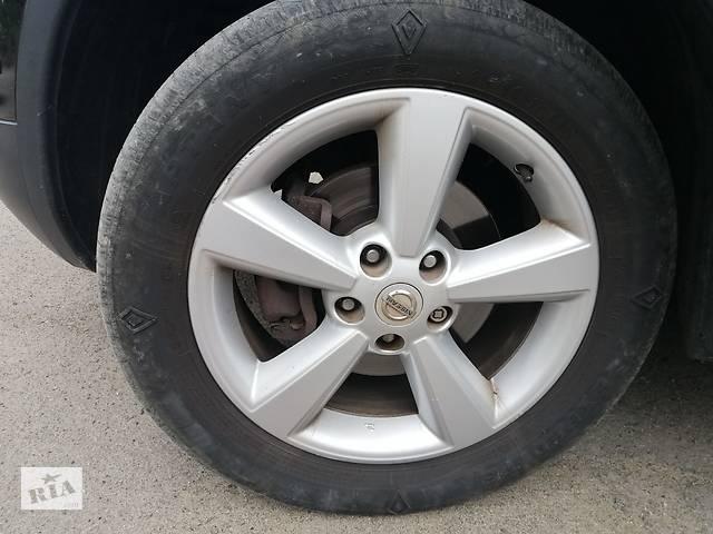 бу Б/у диски для Nissan Qashqai в Черкассах