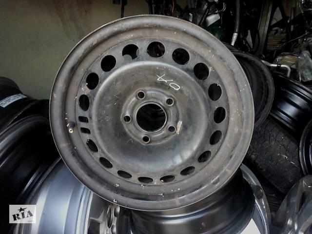 продам Б/у диски для Opel Astra H R15 5*110 бу в Ровно