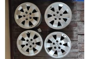 Б/у диски для Renault Kangoo
