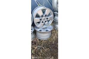 Б/у диски для Toyota Hiace r15 hilux 4шт