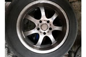 б/в Диски з шинами Audi