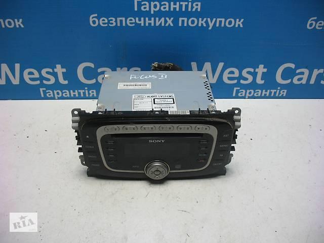 бу Б/У 2004 - 2011 Focus Магнітола 7m5t18c939ea. Вперед за покупками! в Луцьку